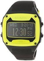 Freestyle Unisex 101998 Shark Oversized Digital Tide Strap Black Watch