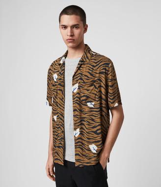 AllSaints Lazaro Short Sleeve Shirt