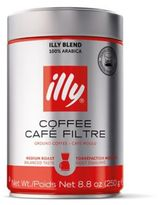 Illy Caffee Medium Roast Ground Coffee
