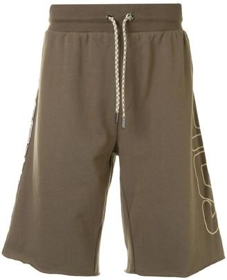 Fila Striped-Side Track Shorts