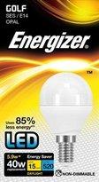 Energizer LED Energy Saving Lightbulb, E14, 5.9 W, Daylight
