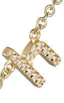 Jennifer Meyer Women's Initial Charm Bracelet