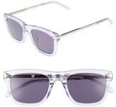 Karen Walker Women's X Monumental Voltaire 51Mm Polarized Sunglasses - Crazy Tortoise