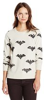 Chaser Women's Batman Long Sleeve Graphic Sweatshirt