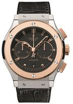 Hublot Classic Fusion 45mm Chronograph Titanium King Gold Watch