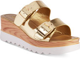 Wanted Branson Platform Sandals Women's Shoes