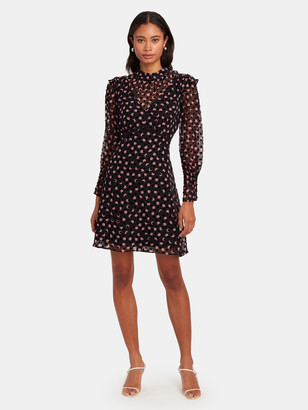 Diane von Furstenberg Elinor Mini Dress