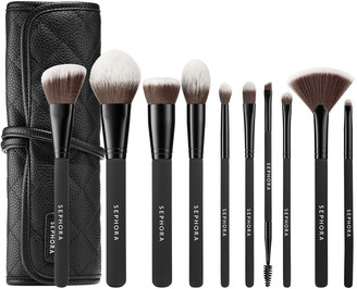 Sephora COLLECTION - Ready To Roll Brush Set