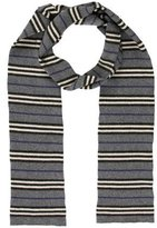 Burberry Wool Printed Scarf