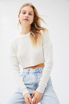 Urban Outfitters Big Sur Ribbed Pullover Sweater
