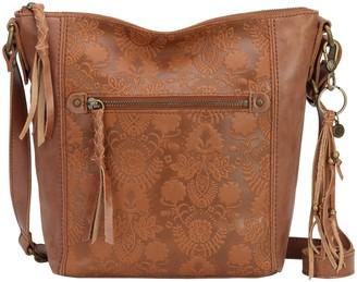 The Sak Ashland Leather Crossbody Handbag