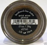 Bare Escentuals ~ i.d. Bare Minerals Eye Liner Bare Gold Collection Gold Mine .01 Oz / .28g by