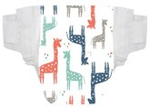 The Honest Company Infant 'Multicolored Giraffe' Diapers