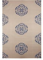 Madeline Weinrib Mandala Cotton Carpet-TAN
