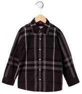 Burberry Boys' Button-Up Shirt