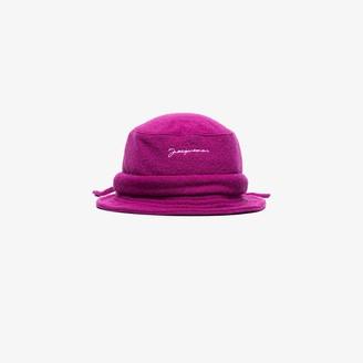 Jacquemus Le Bob bucket hat