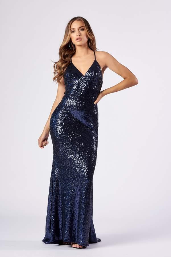 60fdf928fec Club L Maxi Dresses - ShopStyle UK