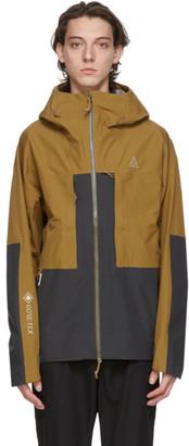 Nike Khaki Gore-Tex ACG Misery Ridge Jacket