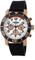 Invicta Men's 18K Rose Gold Chronograph Watch