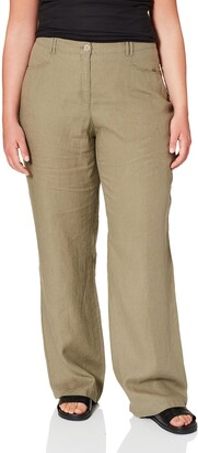 Brax Women's Farina Linen Love Trouser