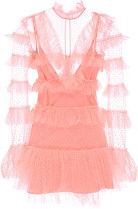 Alice McCall Tokyo Skies Mini Dress