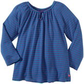 Pink Chicken Margo Top (Toddler/Kid) - Liberty Purple Stripes-6 Years