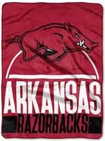 NCAA Arkansas Razorbacks Silk-Touch Throw Blanket