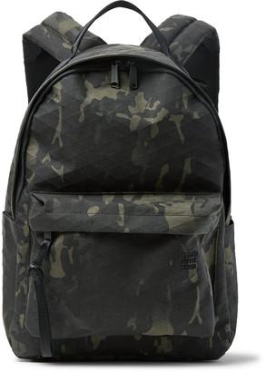 Herschel Camouflage-Print Cordura Backpack