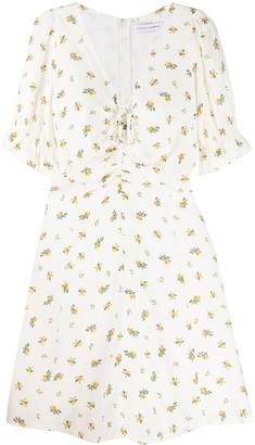 Faithfull The Brand Carrie floral print mini dress