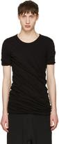 Rick Owens Black Double T-Shirt