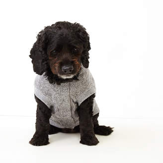 Roots Pooch Salt and Pepper Hoody Size 18