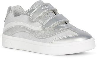 Geox Rock Girl Glitter Sneaker