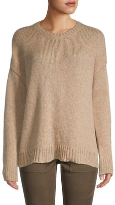 Eileen Fisher Ribbed Long-Sleeve Sweater