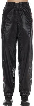 MONCLER GRENOBLE Nylon Lacque Pants