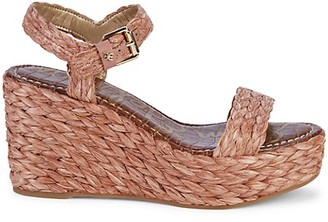 Sam Edelman Deena Wedge Espadrille Sandals
