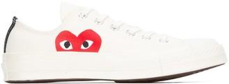 Comme des Garcons Heart Sneakers