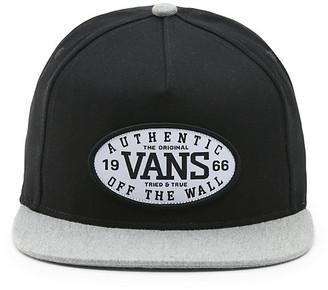 Vans Tried And True Snapback Hat