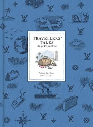 Bertil Scali Travellers' Tales: Bags Unpacked