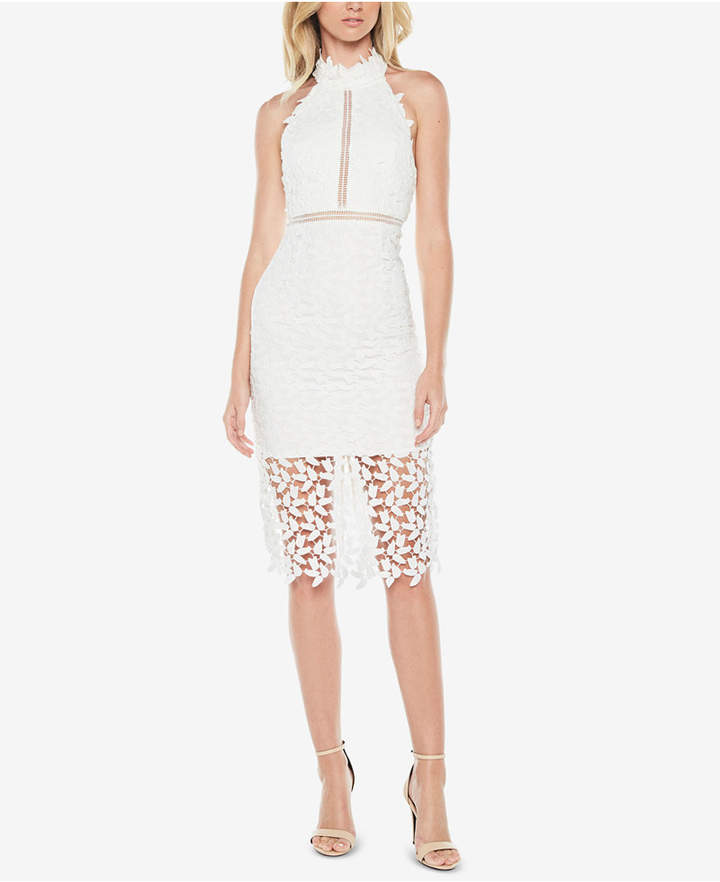 Noni Lace Sheath Dress