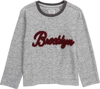 Charli Rebel James & Brooklyn Knit T-Shirt