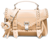 Proenza Schouler Tiny PS1 Whipstitch Leather