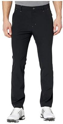 adidas Ultimate Tapered Fit Pants (Black 1) Men's Casual Pants