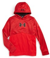 Under Armour Storm Armour ® Fleece Hoodie (Little Boys & Big Boys)
