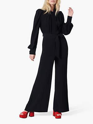 Richmond Finery Puff Sleeve Jumpsuit