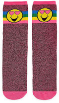 Pink Cookie 1 Pair Crew Socks
