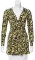 Alice McCall Printed Long Sleeve Tunic