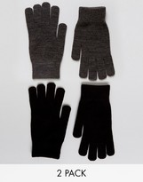 Monki 2 Pack Gloves
