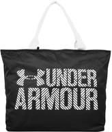 Under Armour BIG WORDMARK TOTE Sports bag black