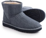 UGG Classic Mini Washed Denim Boots - UGGpure® (For Men)