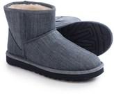 UGG Classic Mini Washed Denim Boots - UGGpure® (For Men)